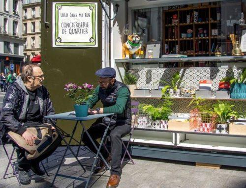 L'esperienza di LULU: il portinaio di quartiere a Parigi